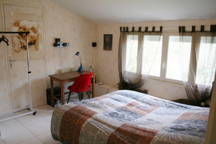 Le grand tilleul - Montier-en-Der - House