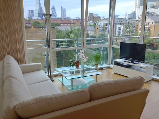 Two-bedroom flat in Wapping - Londres - Apartamento