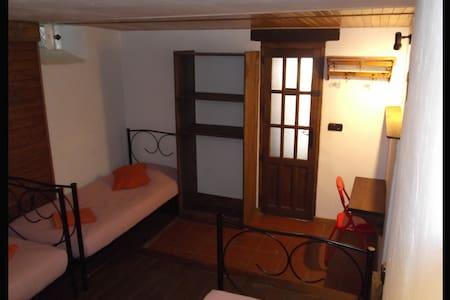 Bed in shared room near Granada - Quéntar