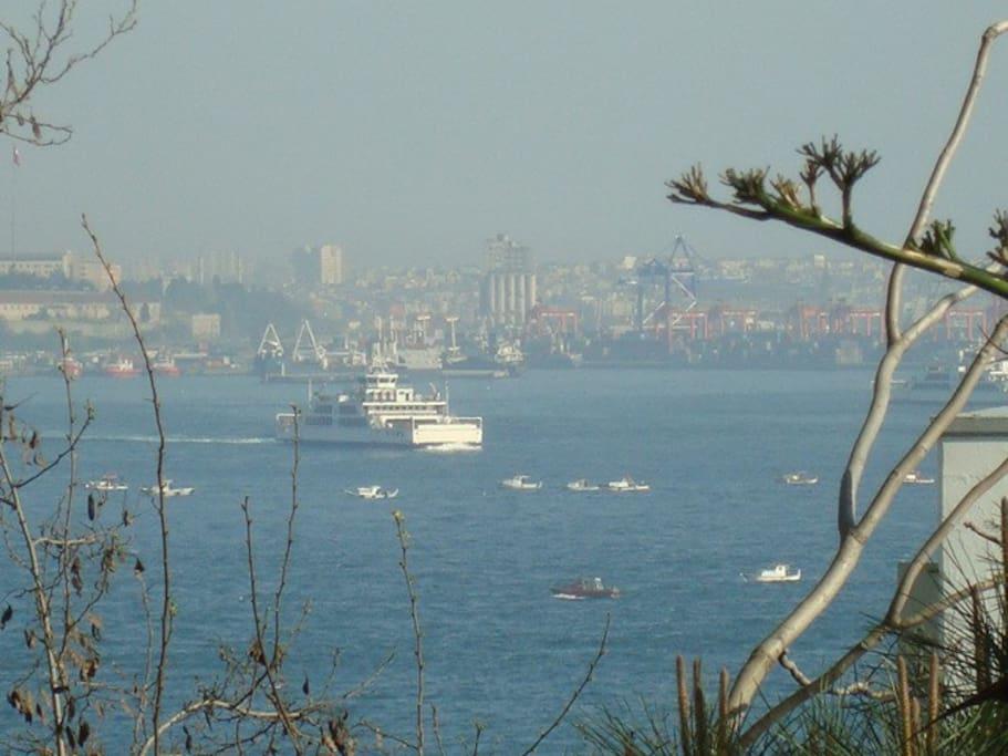 Bosphorus vista