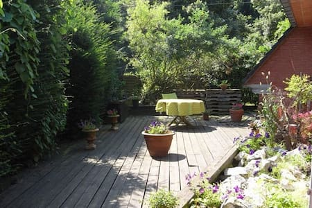 Room available in lovely house south of Brussels - Casa