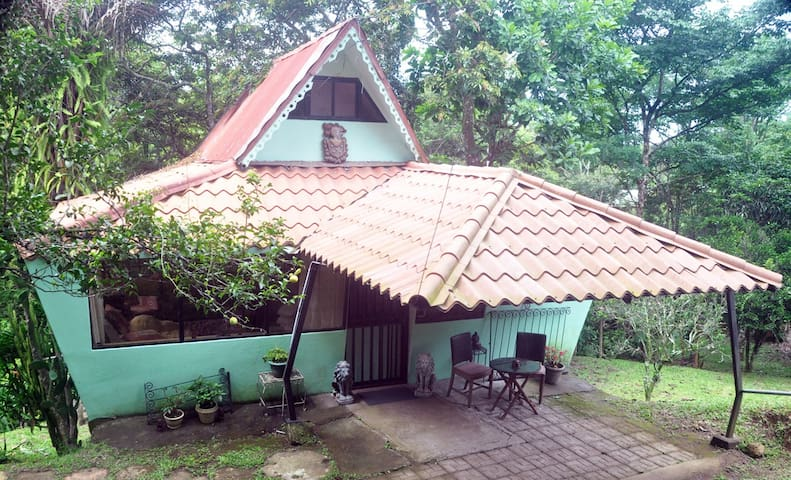 Cottage at SlothCreek - Santiago de Puriscal - Bungalow