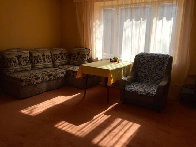 Cozy apartment on the Baltic Sea - Narva-Jõesuu - Pis