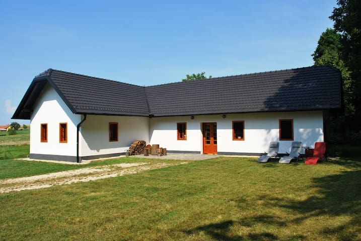Charming Prlekija Country House - Vogričevci - Maison