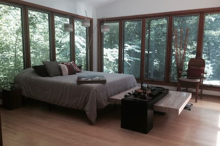 Zen meets nature and comfort - DeKalb - Ev