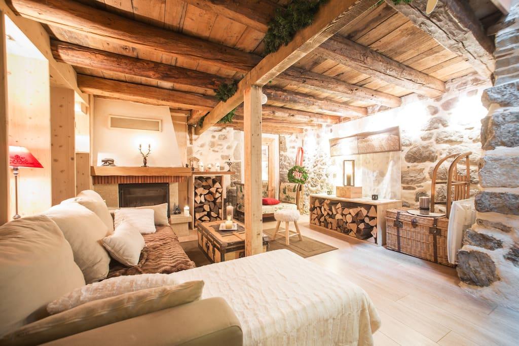 Maison de charme bord lac d 39 annecy maisons louer for Annecy maison a louer