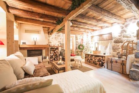 Maison de charme bord Lac d'Annecy - Talloires