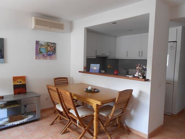 Nice appartment in Menorca - Es Mercadal - Departamento