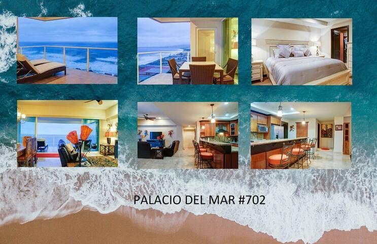 Palacio Del Mar     1 mile from Primo Tapia