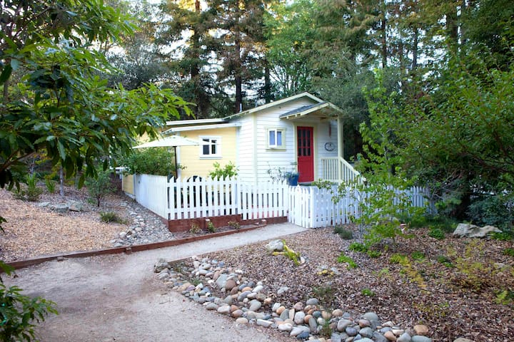 CLEAN QUAINT WINE-COUNTRY COTTAGE - Arroyo Grande - House