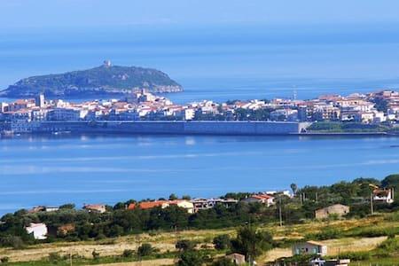 Casa panoramica sul mare - Diamante