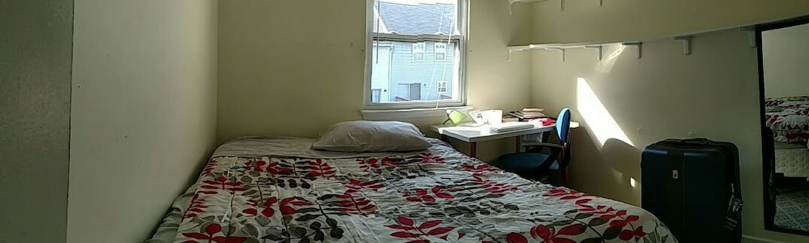 Room in a fun home near UMBC & BWI - Halethorpe - Reihenhaus