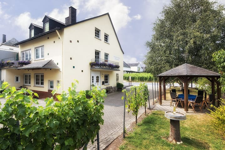 Guesthouse winery Scholtes-Hammes - Trittenheim