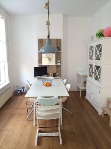Large light en modern apartment - Leiden - Casa