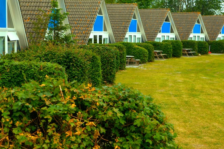 De Lauwer Bungalows - Lauwersoog