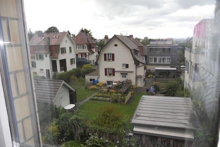 Zimmer/Wohnung im Zentrum - Romanshorn - Wohnung