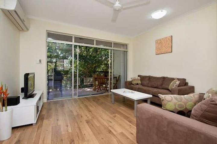 HOME on Hickory - Nightcliff - Apartemen