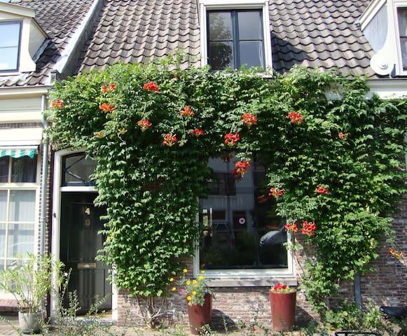 Welcoming peaceful home near A'dam - Weesp - Haus