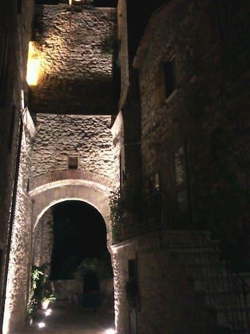cielo-terra Castello Mantignana - Mantignana