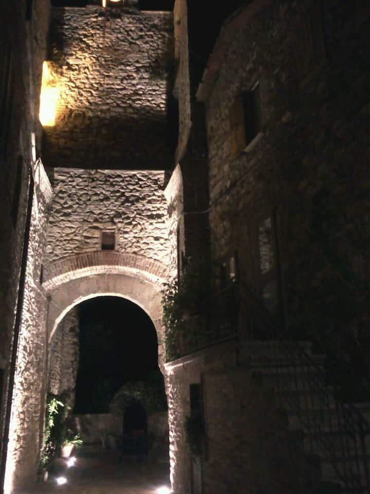 cielo-terra Castello Mantignana
