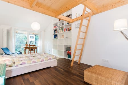 Friendly modern B&B, Munich, II - Schäftlarn - Bed & Breakfast
