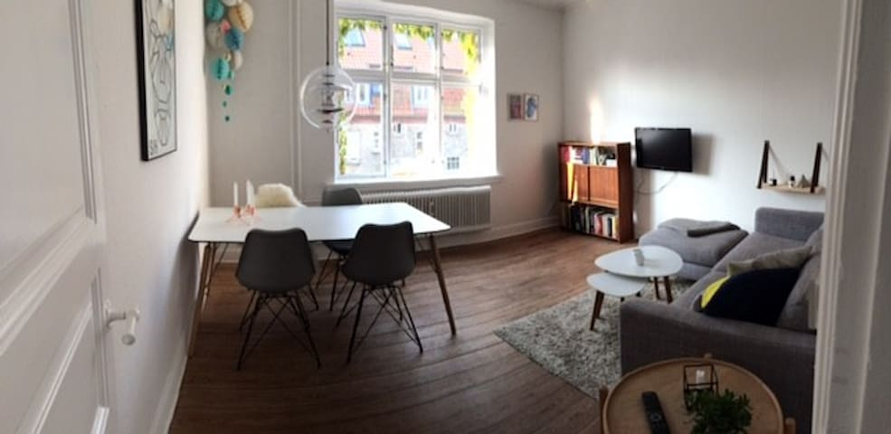Cozy apartment in central Aarhus - Aarhus - Leilighet