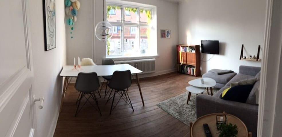 Cozy apartment in central Aarhus - Aarhus - Lägenhet