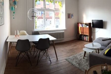 Cozy apartment in central Aarhus - Aarhus - Wohnung
