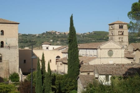 In Sabina tra natura e relax - Stallone