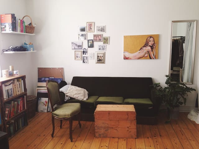 Big dreamy room close to citycenter - Kopenhagen - Appartement