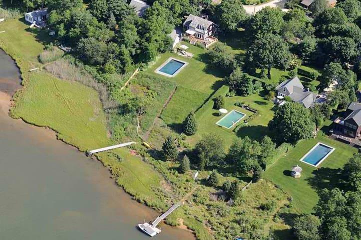 A Reprieve from City Life - Sag Harbor - House
