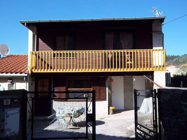 Bien vivre au petit chalet - sahorre - Dağ Evi