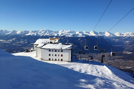 2275 m - live on top of the world! - Bruneck - Appartement