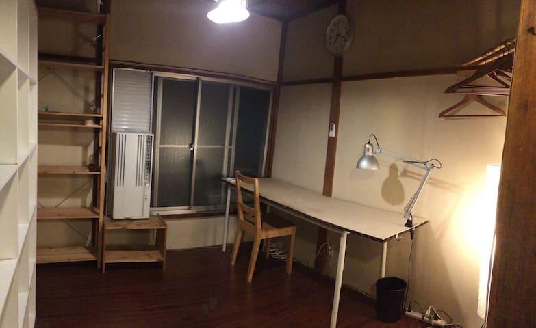 5 min walk to JR Kichijoji station - Musashino-shi - Apartamento