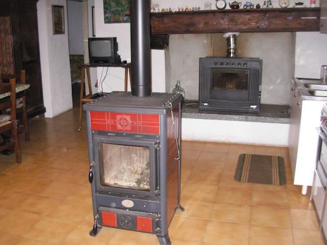 Appartamento in montagna - Canosio - Apartmen
