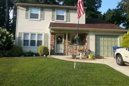 Lovely home clean smoke free - Westampton - 獨棟