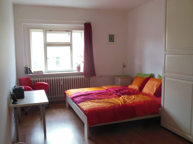 We're BACK! Cosy studio in Prague city centre