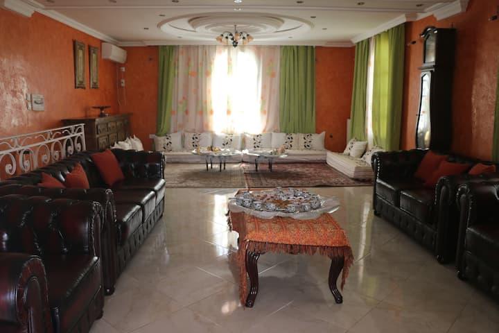 """Maison d'hôtes """"Villa Hajj Kaddour"""""""