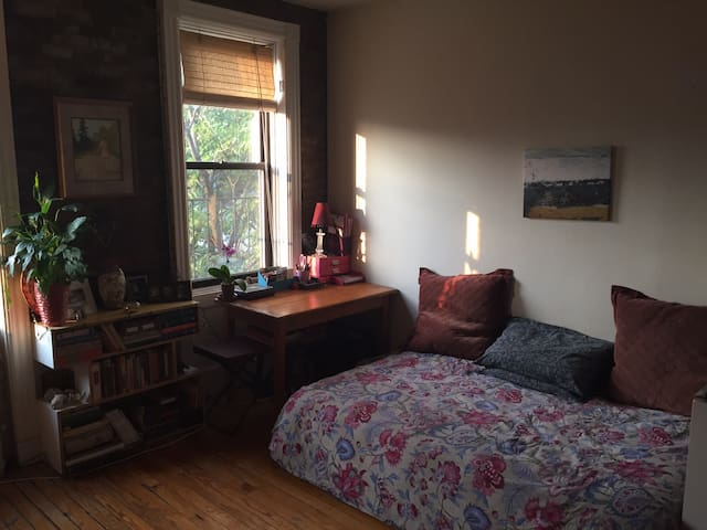 Charming, quiet West Village studio