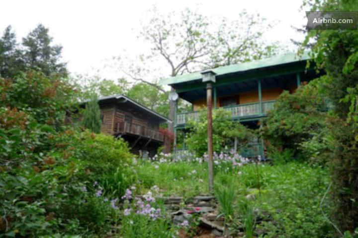 Historic Train Station Cottages