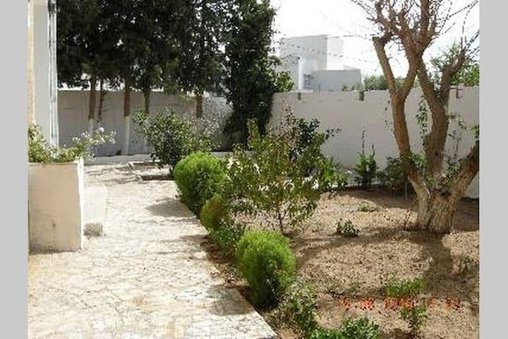 Villa Avec Jardin - Bizerte - Dům
