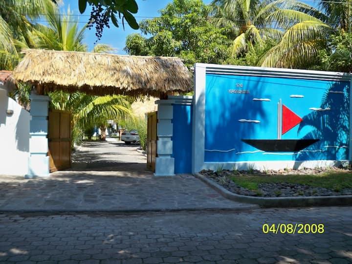 resort  pacific ocean front