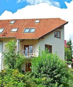 Ruhige Wohnung in Bodenseenähe - Herdwangen-Schönach - อพาร์ทเมนท์