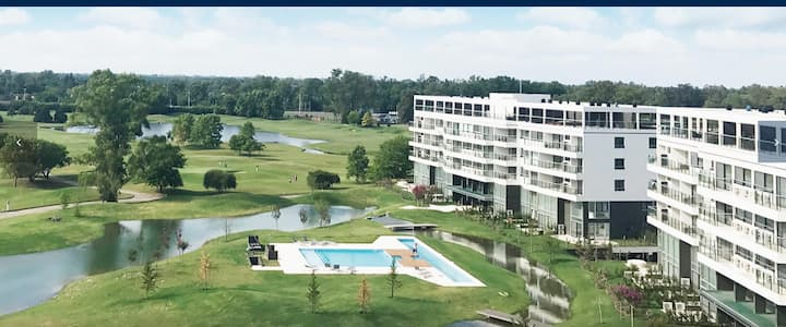 Pilar, golf, polo , Hilton, departamento