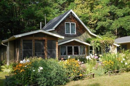 Le Petit Chou - Little Cottage - Maiden Rock - Dům