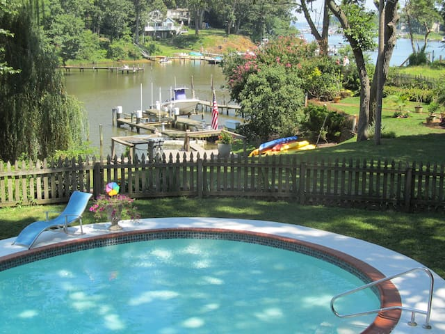 Annapolis Area Private Waterfront - Arnold - Haus