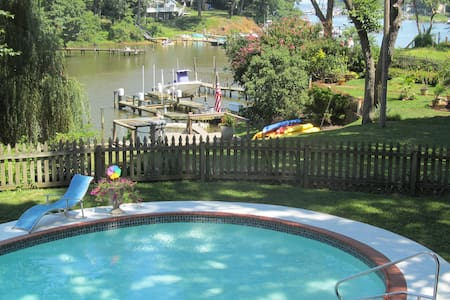 Annapolis Area Private Waterfront - Arnold - Ev