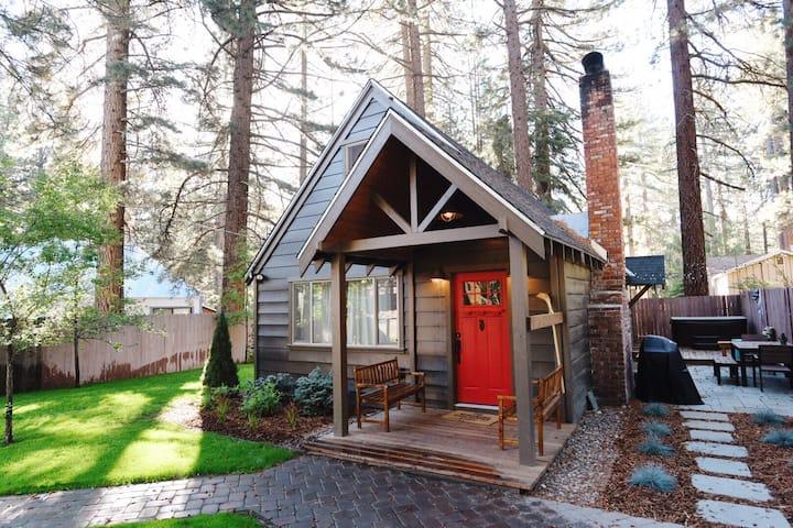 Tahoe Cabin Oasis