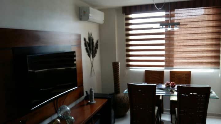 Apartamento moderno e aconchegante