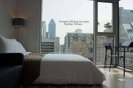10 Sec to Gangnam Stn Exit 1 New 11 - Gangnam-gu - Wohnung